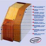 Holztafelbauweise wandaufbau  Das 1x1 des Energiesparens | Baumagazin.de